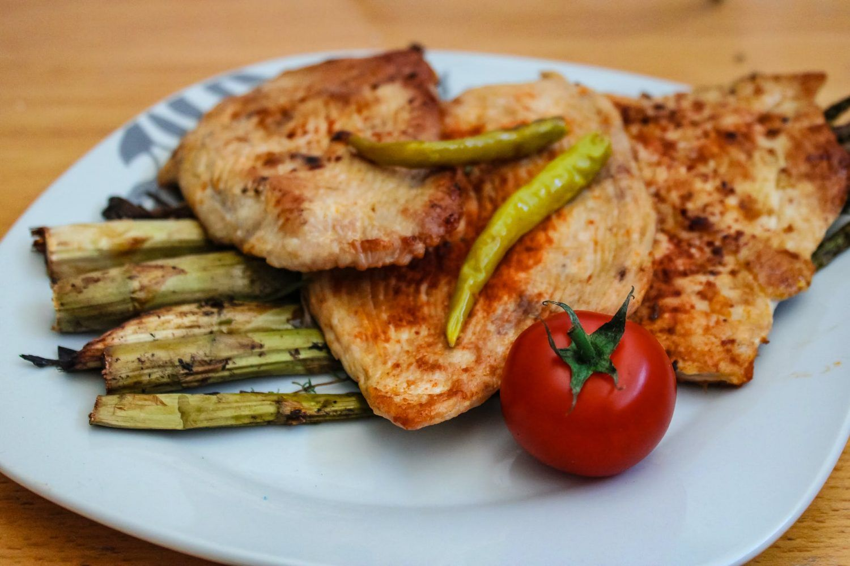 receta pechuga pollo plancha
